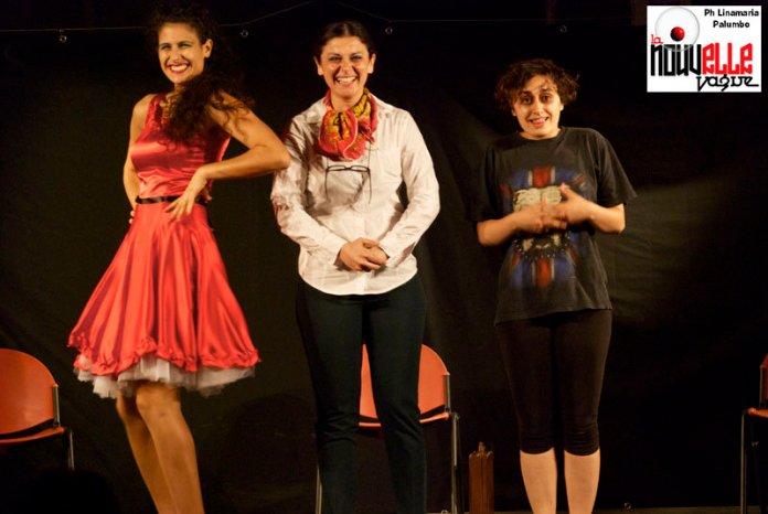 Roma Fringe Festival 2013 - I pupa - Foto di Linamaria Palumbo