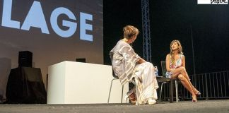 Virginia Raffaele al Gay Village 2013 - Foto di Fabrizio Caperchi