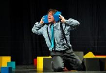 Il cubo magico al Centrale Preneste Teatro