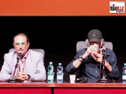 Conferenza stampa Tomas Milian