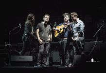 Mumford and sons a Rock in Roma 2015