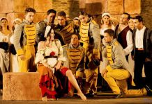 Carmen a Taormina