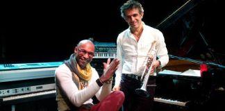 Paolo Fresu e Omar Sosa