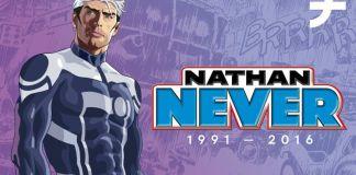 Nathan Never mostra