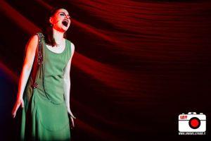Giulia Ottonello in Cabaret al Politeama Rossetti © Fabrizio Caperchi Photography / La Nouvelle Vague Magazine