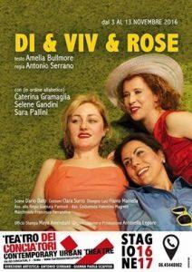 Di and Vi and Rose