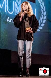 Anna Zamecka alle Premiazioni TFF28