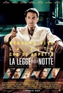 Ben Affleck in La legge della notte
