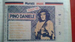 Pino Daniele Fondi 1982