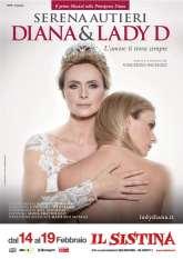 Serena Autieri in Diana & Lady D