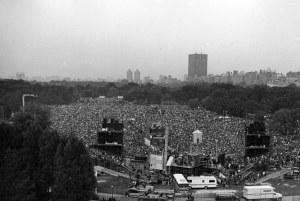 Il concerto a Central Park di Simon & Garfunkel (1981)