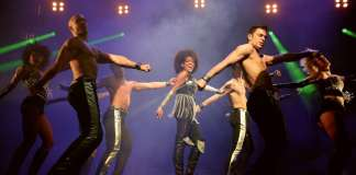 Helen Tesfazghi in The BodyGuard il Musical