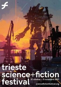 IL MANIFESTO DELLA 17a EDIZIONE del TSSF DISEGNATO DA LORENZO LRNZ CECCOTTI