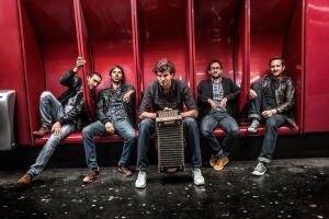 Vincent Peirani Living Being Quintet al Il Volo del Jazz a Sacile