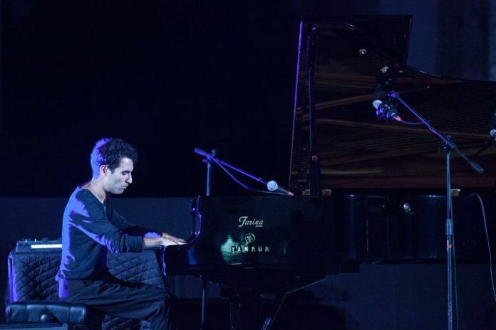 TIGRAN HAMASYAN al Roma Jazz Festival 2017