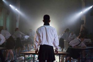 Exister 2017 si svolge dal 28 novembre al 5 dicembre al Teatro Franco Parenti, DanceHaus e Teatro Fontana.