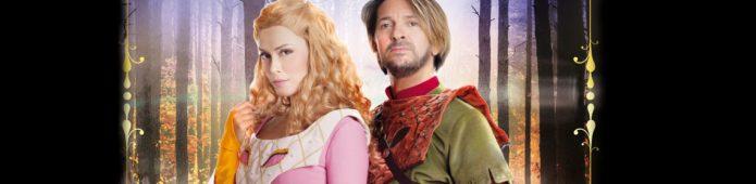 Manuel Frattini in Robin Hood il musical