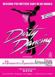 Locandina Dirty Dancing