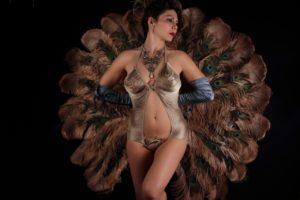 Intervista a Scarlett Martini e Aldadoro Gala. In scena con Italian Style Burlesque.