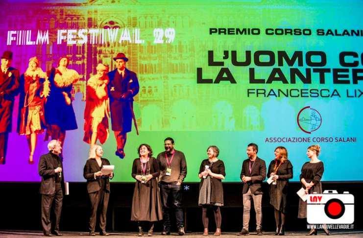 Trieste Film Festival 2018 : l'inaugurazione del 22 gennaio al Politeama Rossetti - L'uomo con la lanterna di Francesca Lixi vince il Premio Corso Salani 2018
