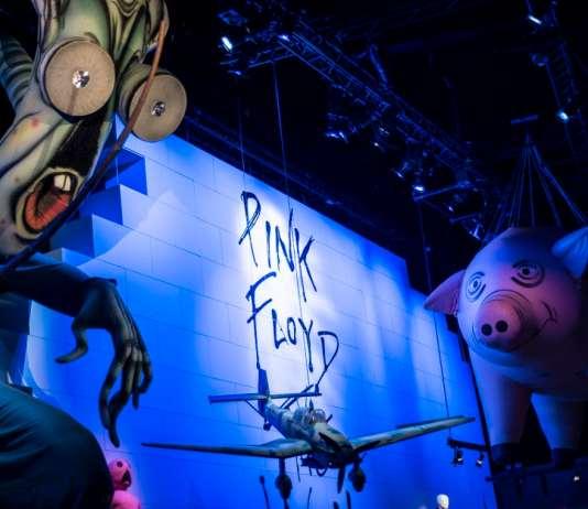 The Pink Floyd Exhibition: Their Mortal Remains al MACRO di Roma - Foto di Alessandro Pollastrini