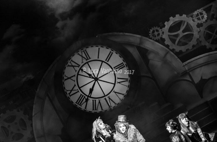 Il musical Cats in scena al Teatro della Luna di Milano - Le foto di Luca Vantusso
