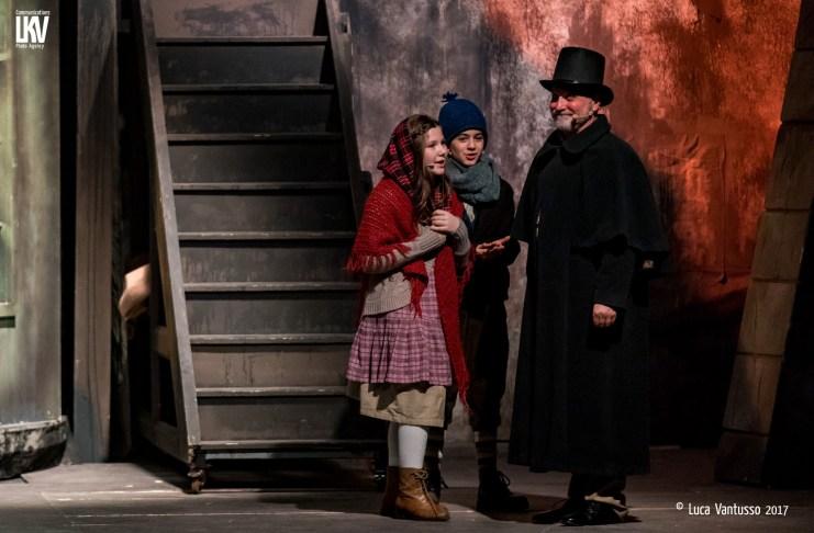 A Christmas Carol Musical al Palazzo dei Congressi di Lugano - Le foto di Luca Vantusso