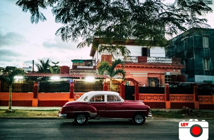 Cuba on the road - L'Avana - Quartiere Vedado © Fabrizio Caperchi Photography / La Nouvelle Vague Magazine 2018