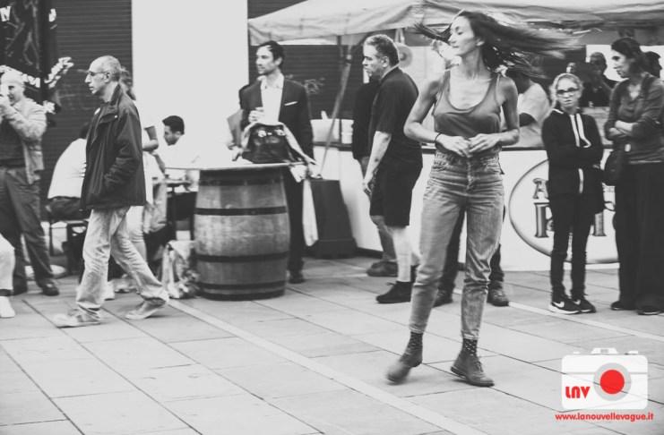 DANCEPROJECT FESTIVAL 2018 – Esibizione in Piazza Cavana, Trieste – Foto di Fabrizio Caperchi