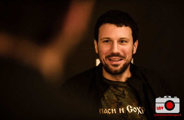 Ederlezi Rising: Stoya al Trieste Science+Fiction Festival - Foto di Fabrizio Caperchi
