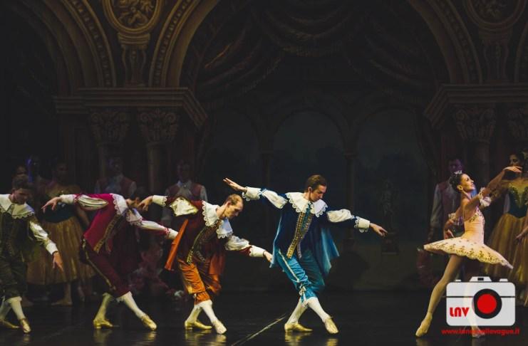 La bella addormentata - Teatro La Contrada Trieste - Foto di Fabrizio Caperchi