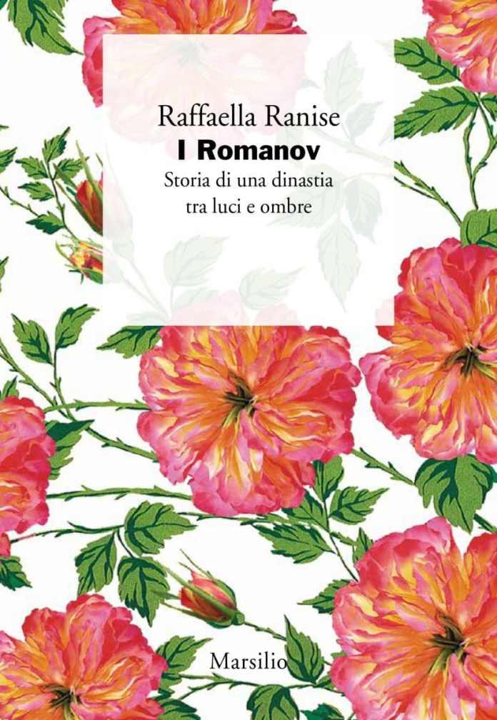 I Romanov di Raffaella Ranise - Copertina