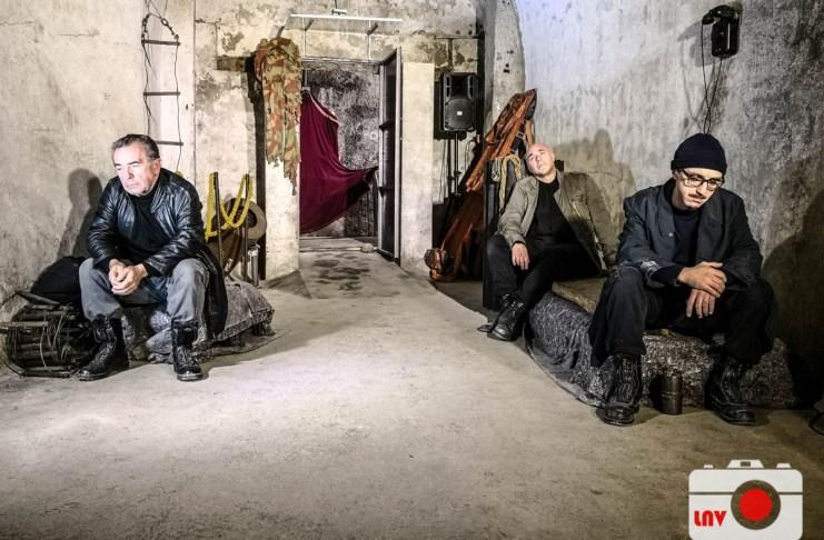 La Zona alla Kleine Berlin di Trieste - Foto di Linamaria Palumbo e Fabrizio Caperchi