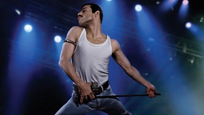 Bohemian Rhapsody - Rami Malek nei panni di Freddy Mercury