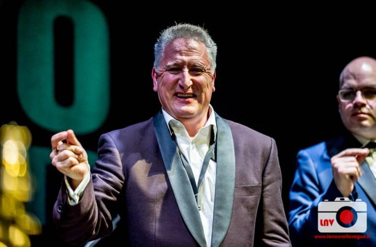 Ray Gelato al Teatro Miela, Trieste © Fabrizio Caperchi Photography / La Nouvelle Vague Magazine 2019