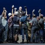 Les vêpres siciliennes all'Opera di Roma - Foto di Yasuko Kageyama