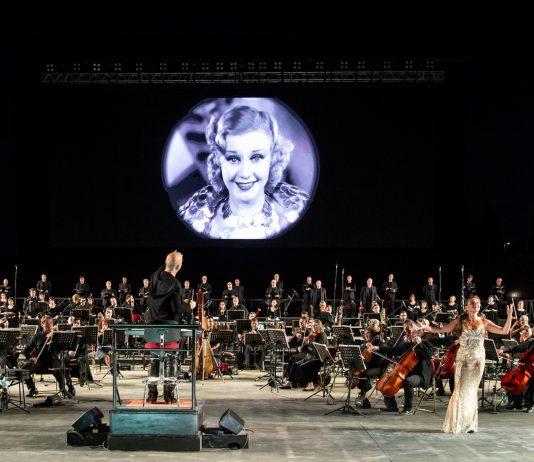 La vedova allegra, Circo Massimo_Nadja Mchantaf (Hana)_ph Yasuko Kageyama-Opera di Roma 2020_9554 WEB