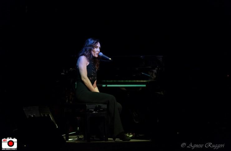 Marina Rei, 25 anni di successi all'Auditorium di Roma - Foto di Agnese Ruggeri