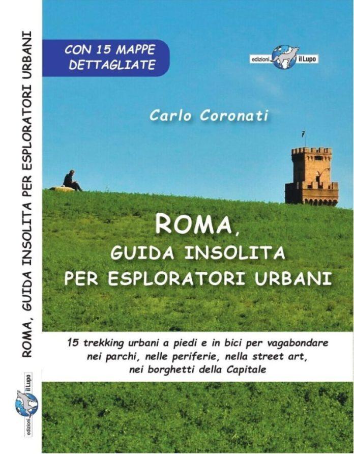 Roma guida trekking - copertina