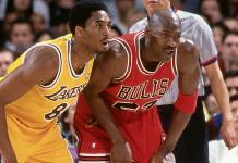 "NBA球员对科比现身乔丹的""最后之舞""的反应"
