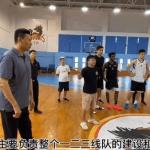 CBA联赛辽宁VS江苏