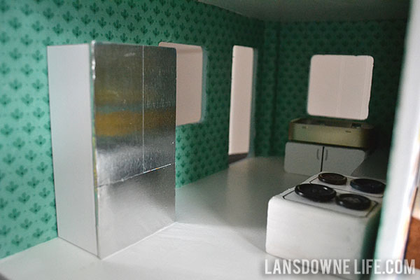 DIY Dollhouse Kitchen Furniture Part 3 Of 6 Lansdowne