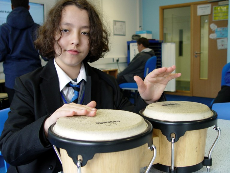 Year 7 World Music Tour Looks at Reggae – Lansdowne School