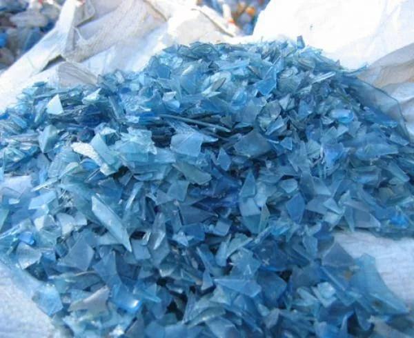 Blue PC Water Bottle Scrap