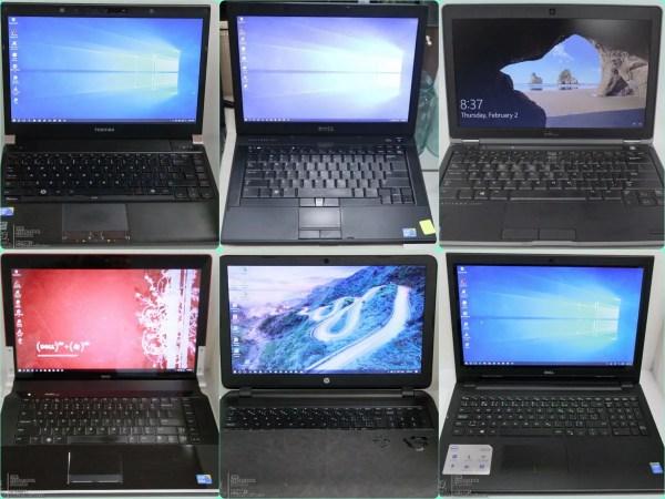 Used & Refurbished Laptops Wholesale
