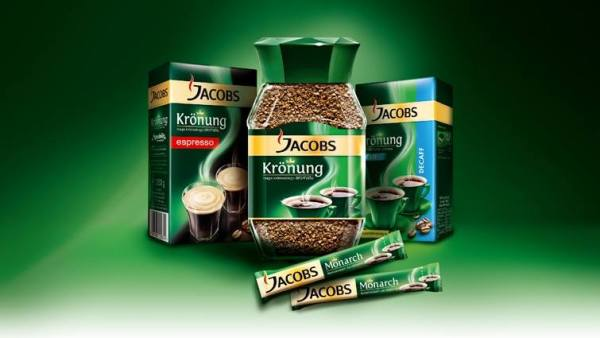 Jacobs Kronung Ground Coffee