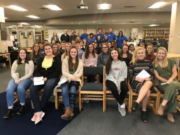 On Tuesday Lcs Students Had An Opportunity To Gain Some Valuable Real Life Experience Abou
