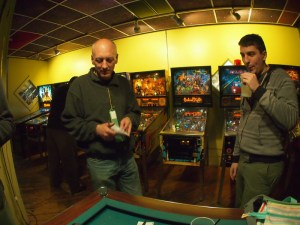 Lansing Pinball League, league night #2, Season 6.