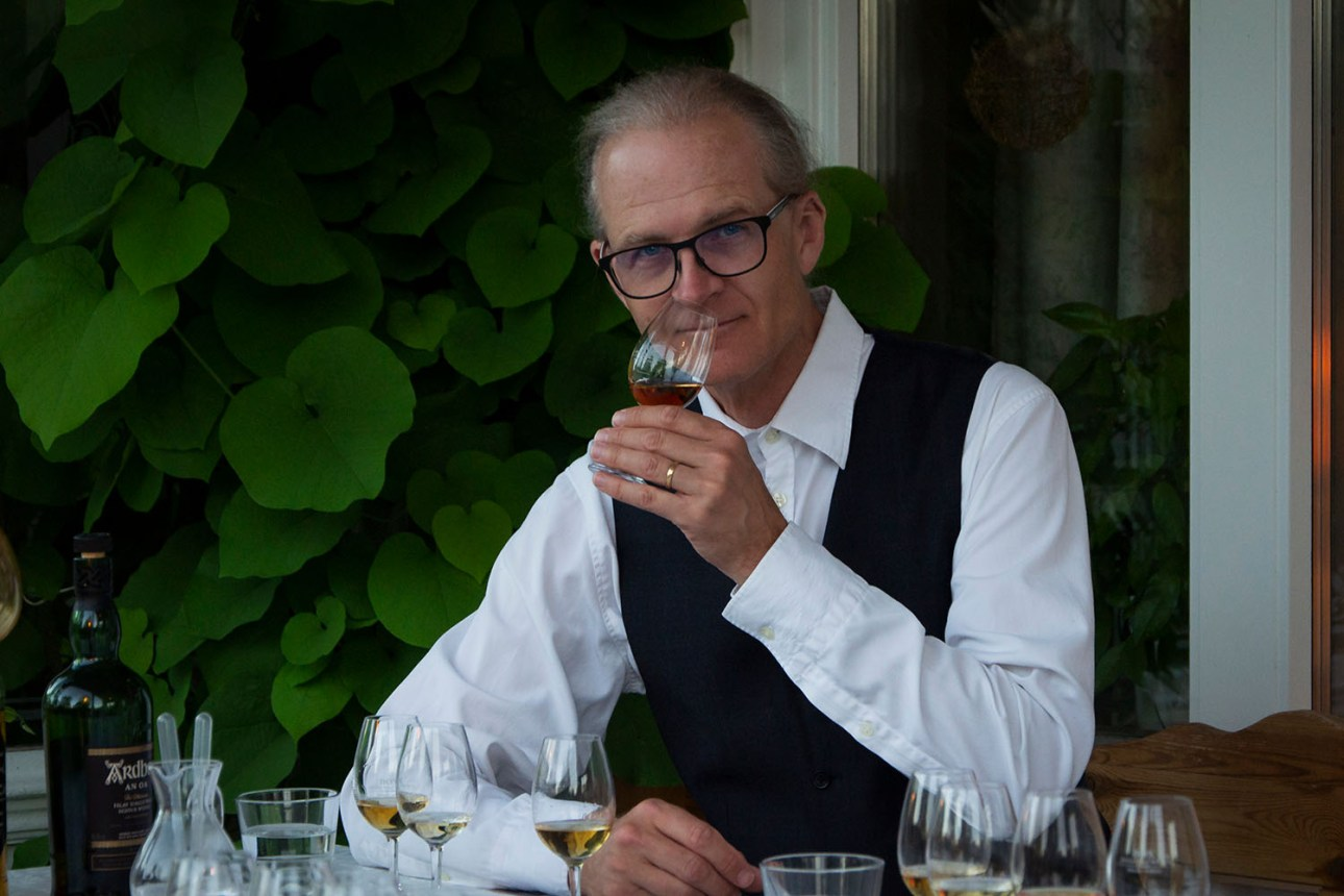 Anders Jonasson whisky tasting