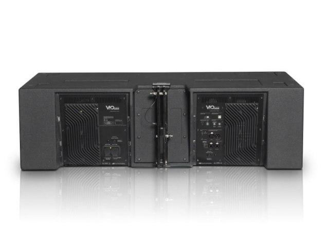 Vio L212 line array speakers